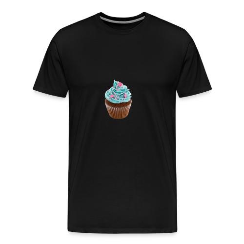 Cupcake mug - Men's Premium T-Shirt