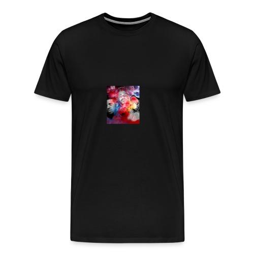 Black T-Shirt Drake Kendrick J.Cole - Men's Premium T-Shirt