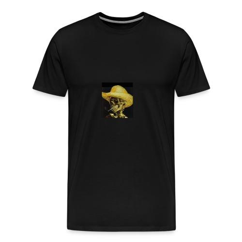 smoking dead - Men's Premium T-Shirt