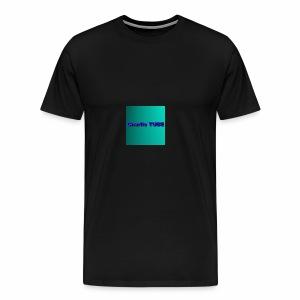 Charlie TUBE pp - Men's Premium T-Shirt