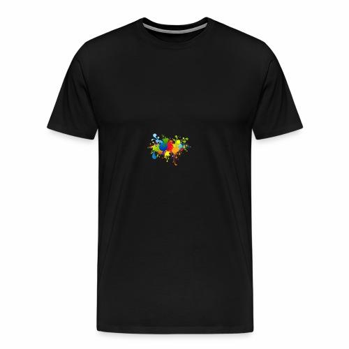 first logo 1 - Men's Premium T-Shirt