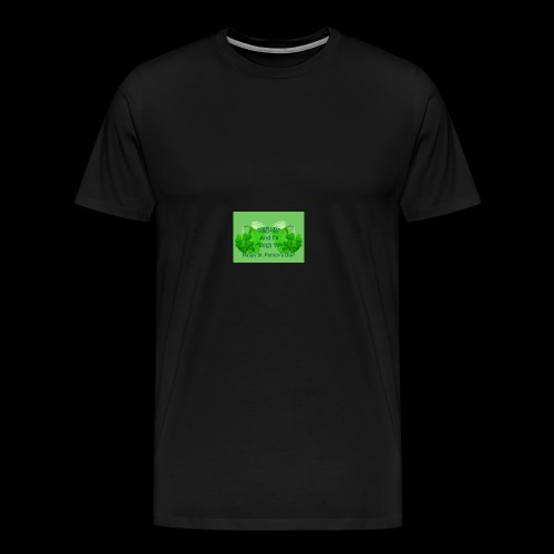 Pinch Me - Men's Premium T-Shirt