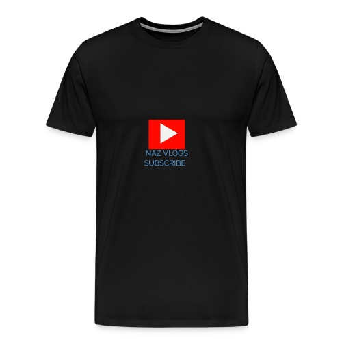 What up viewers i hope you by some merch and enjoy - Men's Premium T-Shirt