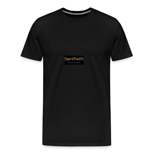 sparkpool15 - Men's Premium T-Shirt