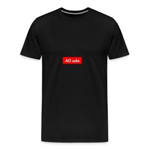 302625824 1013397507 AO subs - Men's Premium T-Shirt