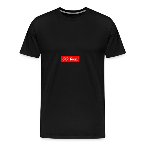 OO Yeah - Men's Premium T-Shirt