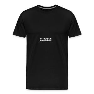 killuminitiwhite2 - Men's Premium T-Shirt
