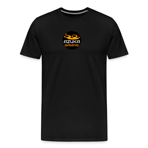 AZUKA logo - Men's Premium T-Shirt