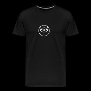 Sloth white - Men's Premium T-Shirt