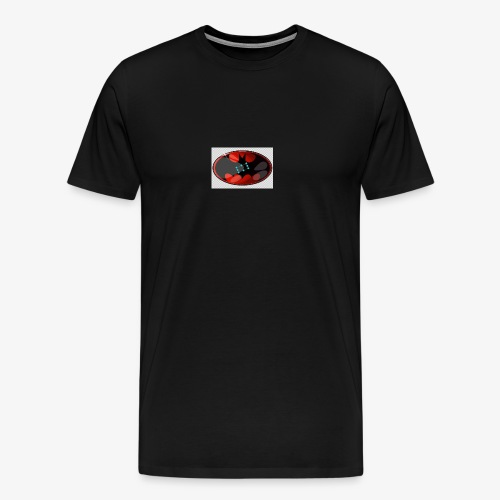youtube logo - Men's Premium T-Shirt