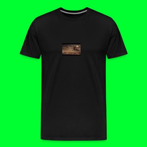 the skull wars - Men's Premium T-Shirt