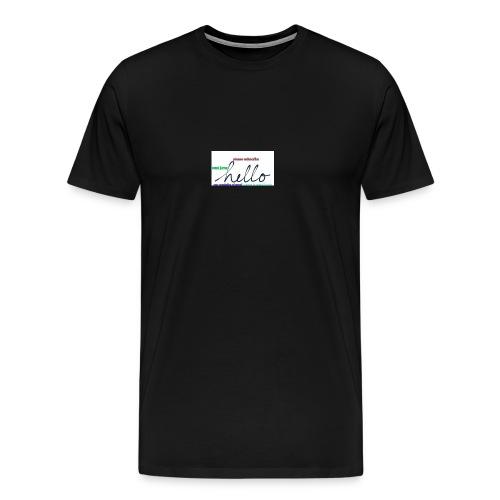Amazing - Men's Premium T-Shirt