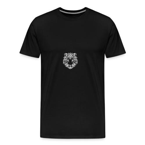 wht logo - Men's Premium T-Shirt
