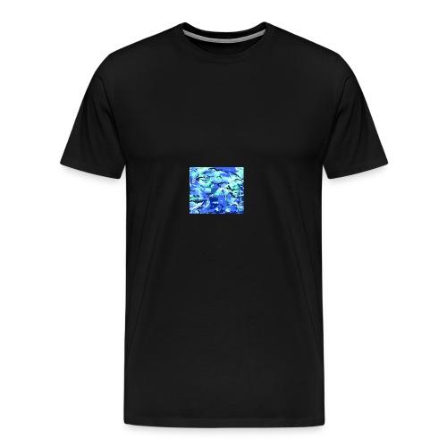 MTP Blue shop preview - Men's Premium T-Shirt