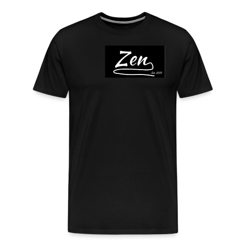Zen Apparel - Men's Premium T-Shirt