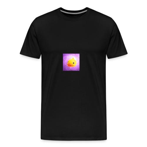 Hippoduck Logo - Men's Premium T-Shirt