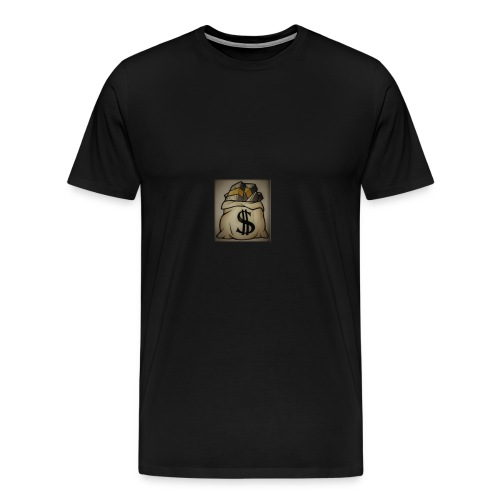 Money Bags - Men's Premium T-Shirt