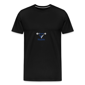 1TeamHealth - Men's Premium T-Shirt