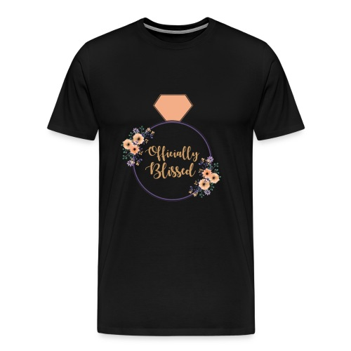 Officially Blissed - Men's Premium T-Shirt