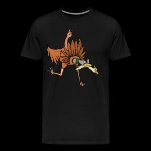 TURDUCKEN TIME! - Men's Premium T-Shirt