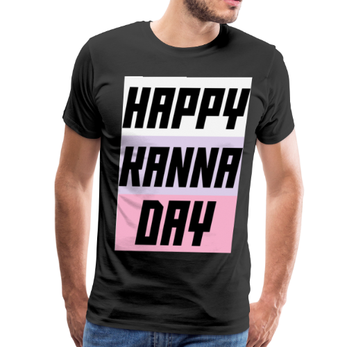 Miss Kobayashi's Dragon Maid Happy Kanna Day - Men's Premium T-Shirt