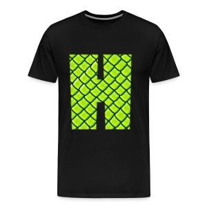 The H - Men's Premium T-Shirt