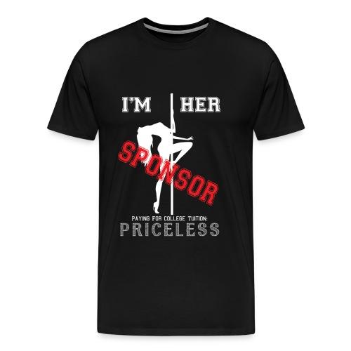 College Tuition! - Men's Premium T-Shirt