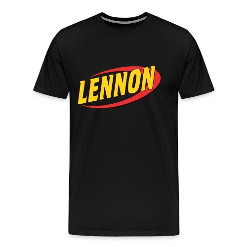 lennon playtime - Men's Premium T-Shirt