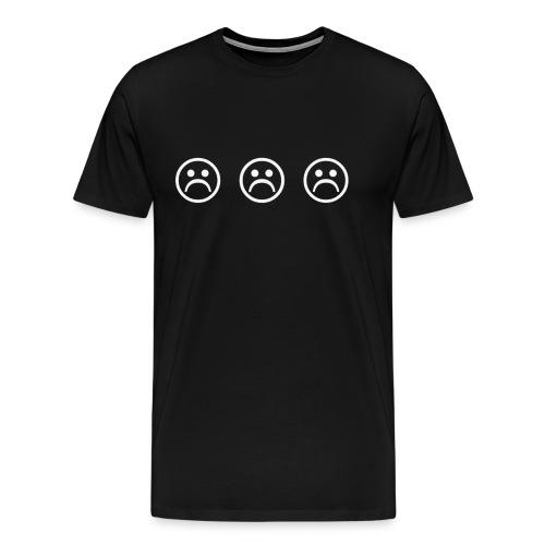 sad apparel - Men's Premium T-Shirt