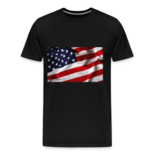 HAPPY Independece Day 4th July USA - Men's Premium T-Shirt