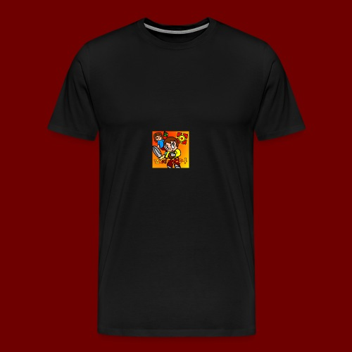profilepic - Men's Premium T-Shirt