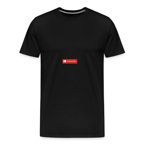 580b57fcd9996e24bc43c514 - Men's Premium T-Shirt