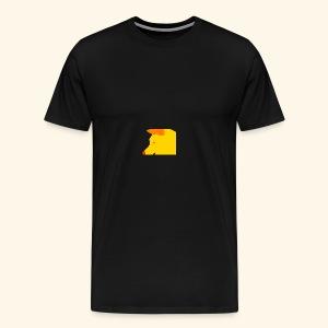 wOLF Attack - Men's Premium T-Shirt