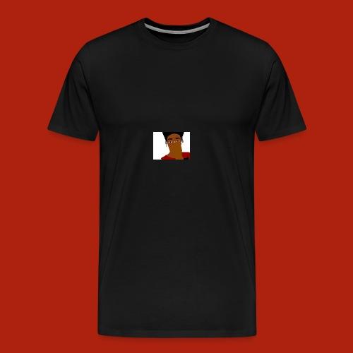 KingKurt's Bad Cartoon - Men's Premium T-Shirt