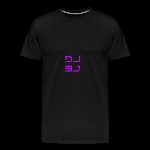 DJ BJ - Men's Premium T-Shirt