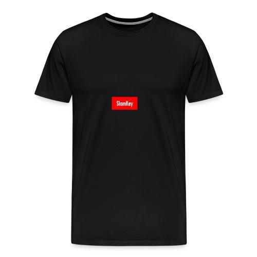 Slamkey (Supreme Parody) - Men's Premium T-Shirt