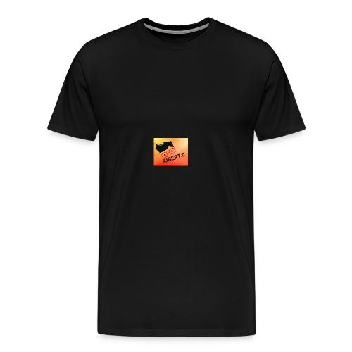 albert accessories - Men's Premium T-Shirt