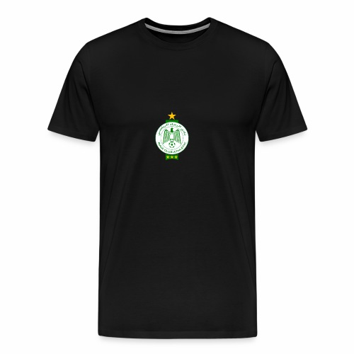 Raja Club Logo - Men's Premium T-Shirt