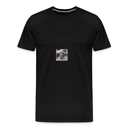 Christmas Seal - Men's Premium T-Shirt