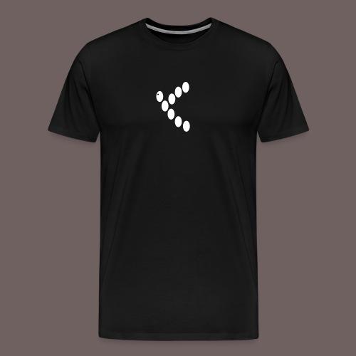 GBIGBO zjebeezjeboo - Flower- Stretch [FlexPrint] - Men's Premium T-Shirt