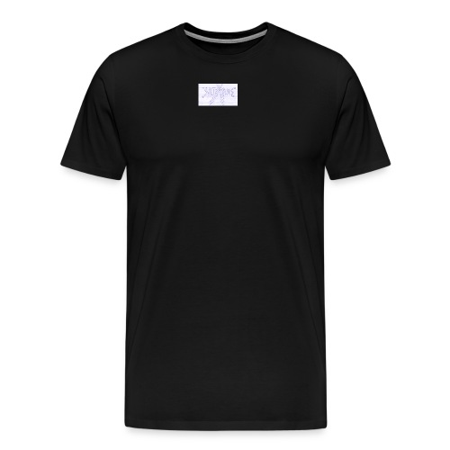name tag - Men's Premium T-Shirt