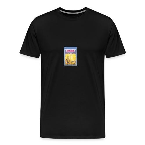 Gay Angel - Men's Premium T-Shirt