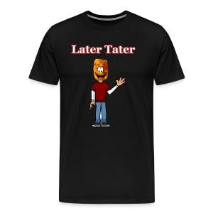 MasterTatter01 - Men's Premium T-Shirt