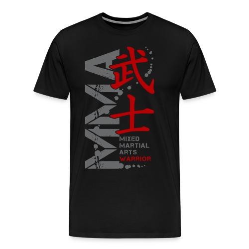 MMA WARRIOR - Men's Premium T-Shirt