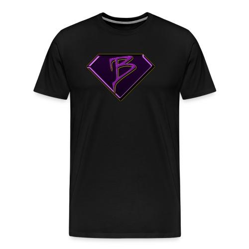 Blizzman- Logo - Men's Premium T-Shirt