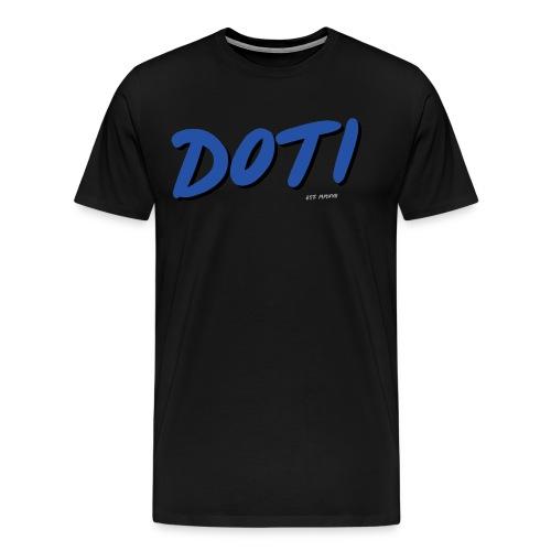 DOTI Logo - Men's Premium T-Shirt
