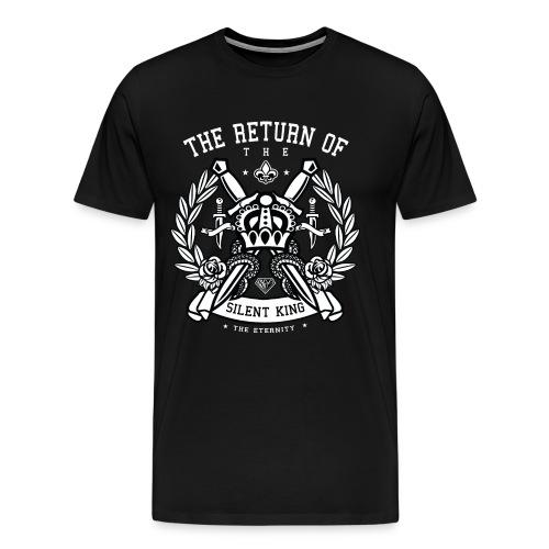 TheReturnOfTheSilentKing - Men's Premium T-Shirt