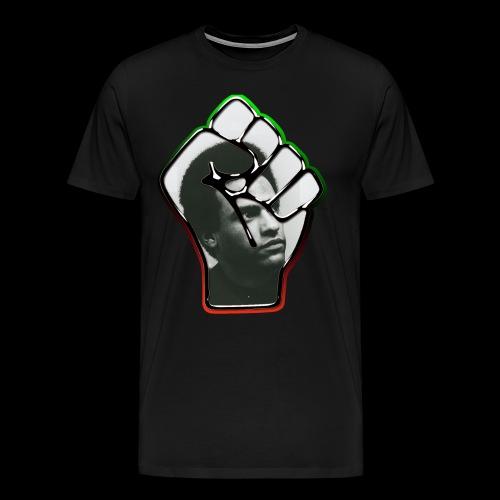 Huey Newton RBG Fist - Men's Premium T-Shirt