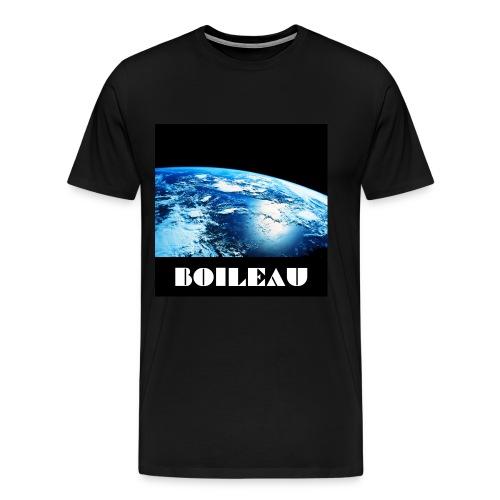 13 - T-shirt premium pour hommes