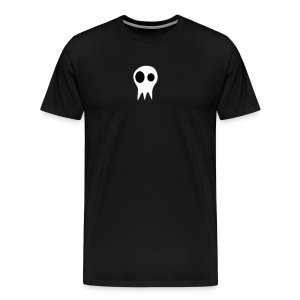 The Grims Skull Logo - Men's Premium T-Shirt
